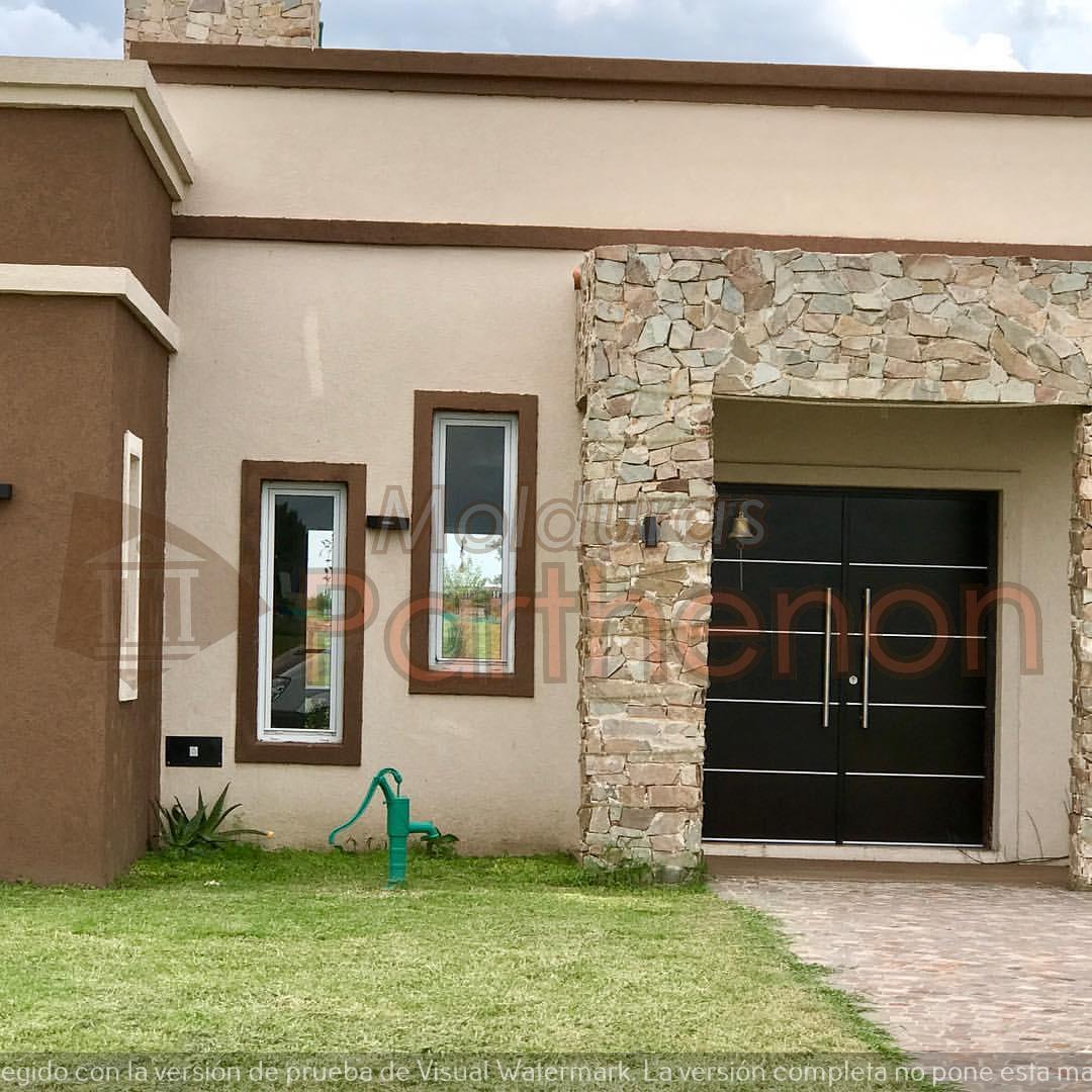 Molduras parthenon molduras para exteriores e interiores - Molduras para ventanas exteriores casas ...