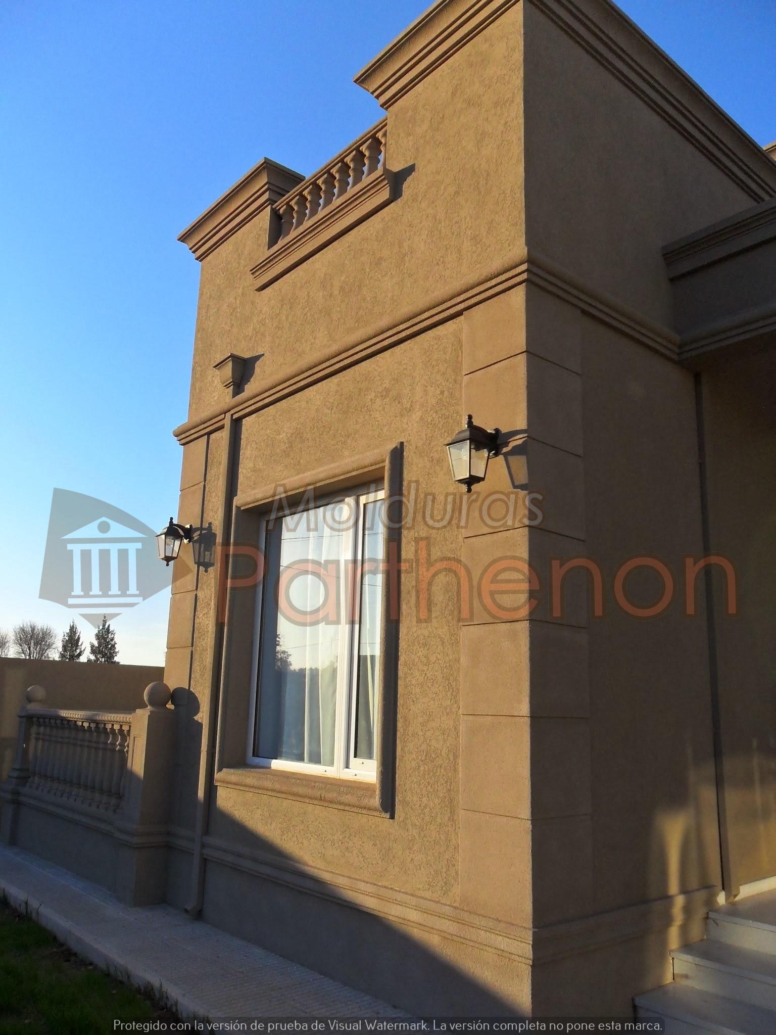 Zocalos De Fachadas De Casas Cheap Great Colores De Fachadas Gama - Zocalos-de-fachadas